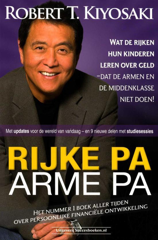 Rijke Pa, Arme Pa boek