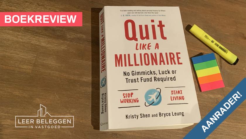 Quit like a Millionaire boekreview