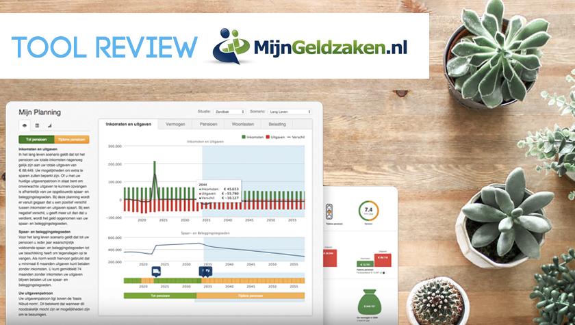 Tool review: mijngeldzaken.nl