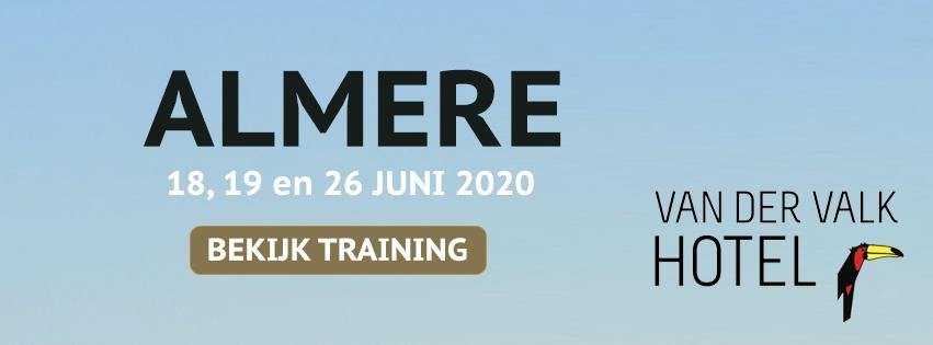 Vastgoed training juni 2020