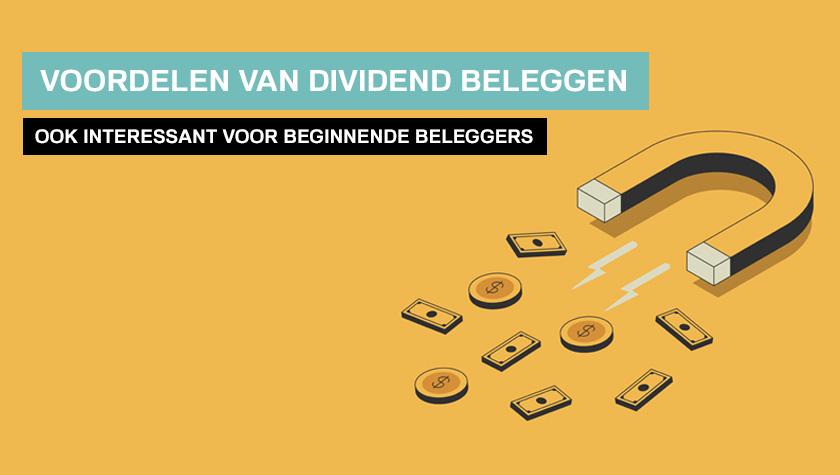Voordelen van Dividend Beleggen