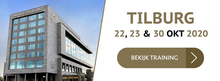 Vastgoed training oktober 2020 - Tilburg