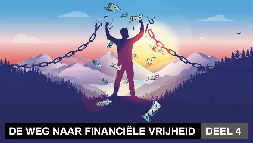 De weg naar financiele vrijheid door Bob Vekemans
