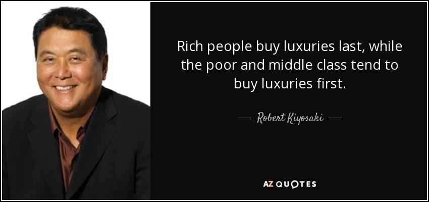 Quote Robert Kiyosaki